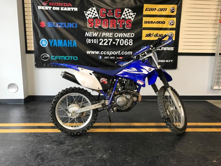 2006 Yamaha Motor Corp., Usa TT-R230