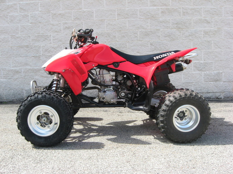 2012 Honda Trx450r motorcycles for sale