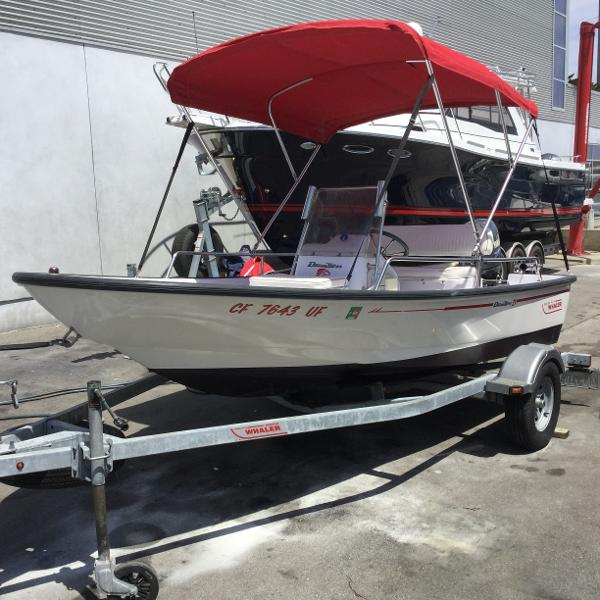 1996 Boston Whaler 13 Dauntless