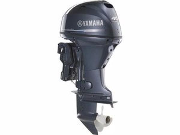 2014 Yamaha Marine F40