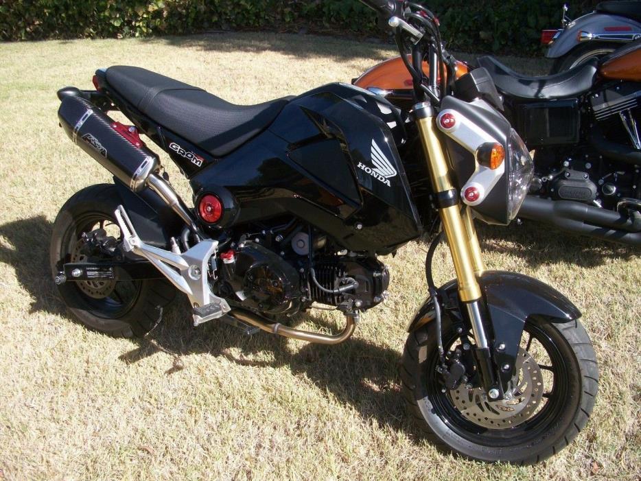 2014 honda grom motorcycles for sale. Black Bedroom Furniture Sets. Home Design Ideas