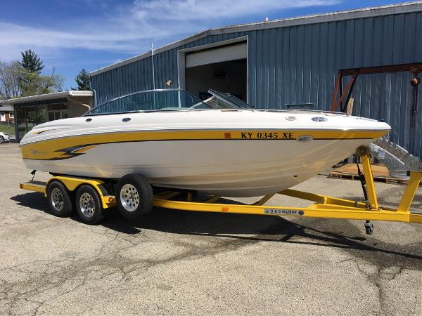 2002 Chaparral 216 SSi