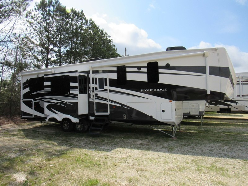 2014 Kz Rv StoneRidge 36RK