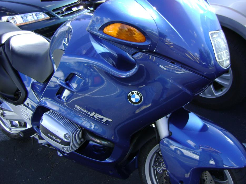 1996 BMW R 1100 RT