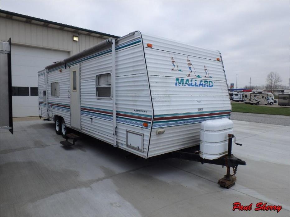 2000 Fleetwood Mallard 29S