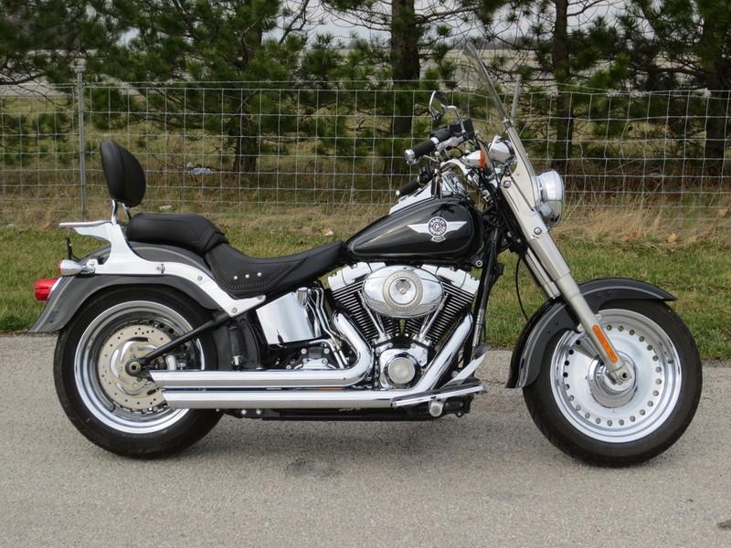 2011 Harley-Davidson FLSTF - Softail Fat Boy