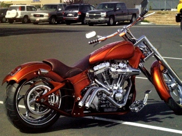 2005 Custom CHOPPER