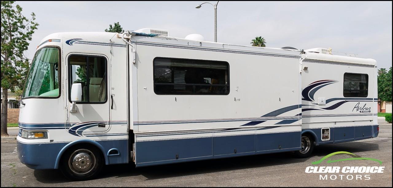 2000 Rexhall AERBUS XL3550BGS