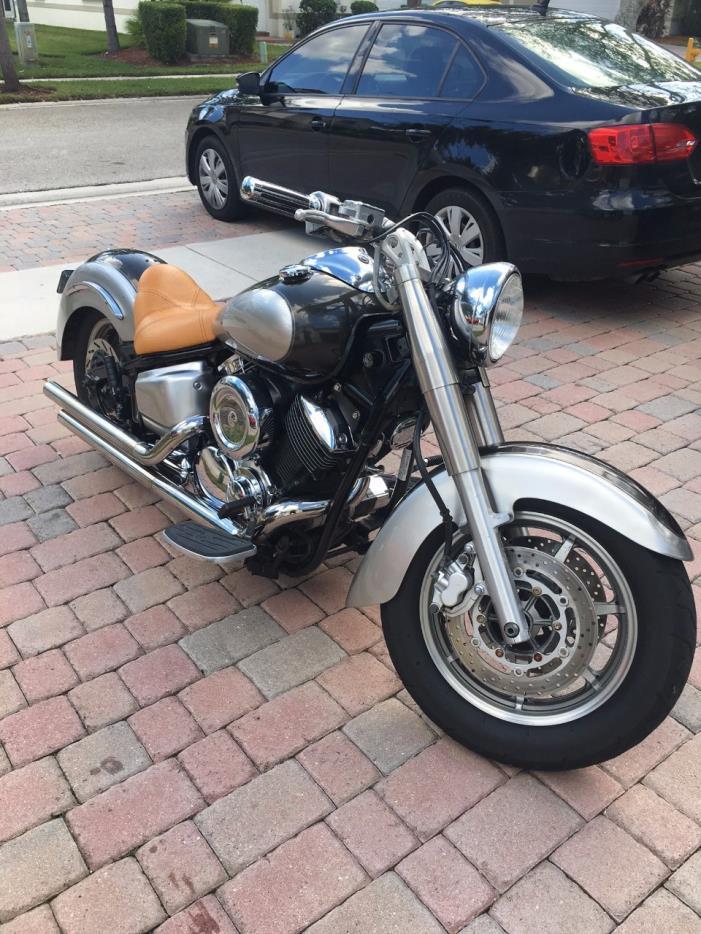 2004 Yamaha V STAR 1100