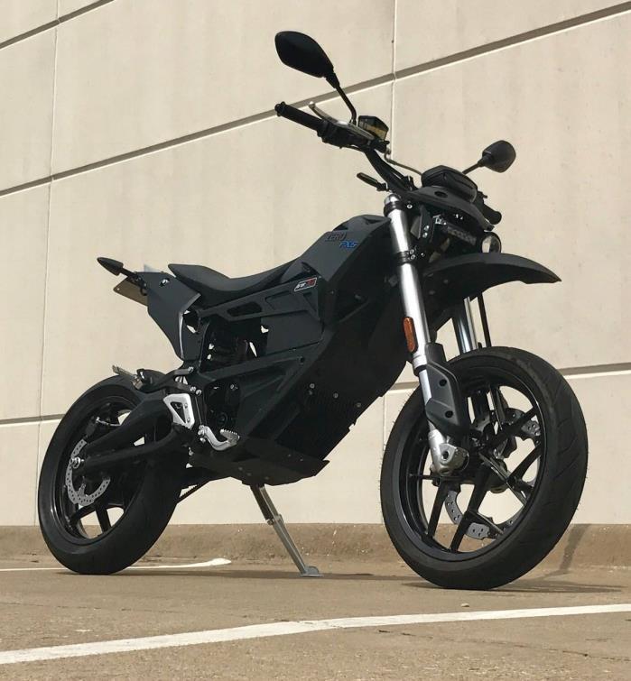 2016 Zero Motorcycles FXS ZF3.3