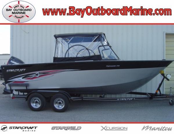 2014 STARCRAFT MARINE 210 Fishmaster