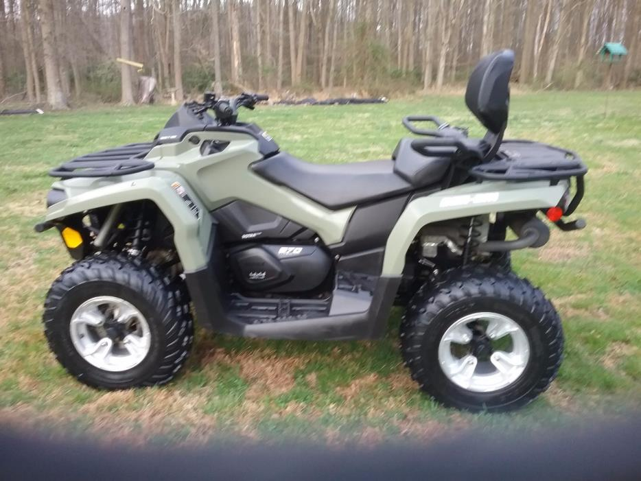 2016 Can-Am OUTLANDER L MAX DPS 570