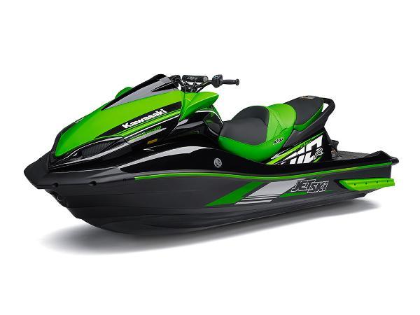 2017 Kawasaki Ultra 310R