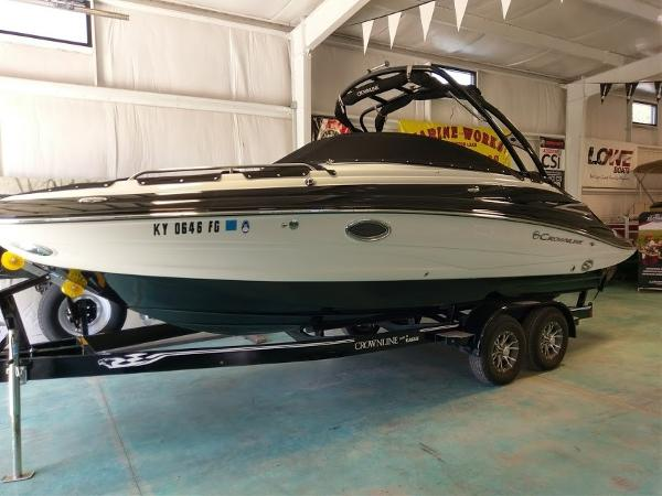 2012 Crownline Eclipse E4