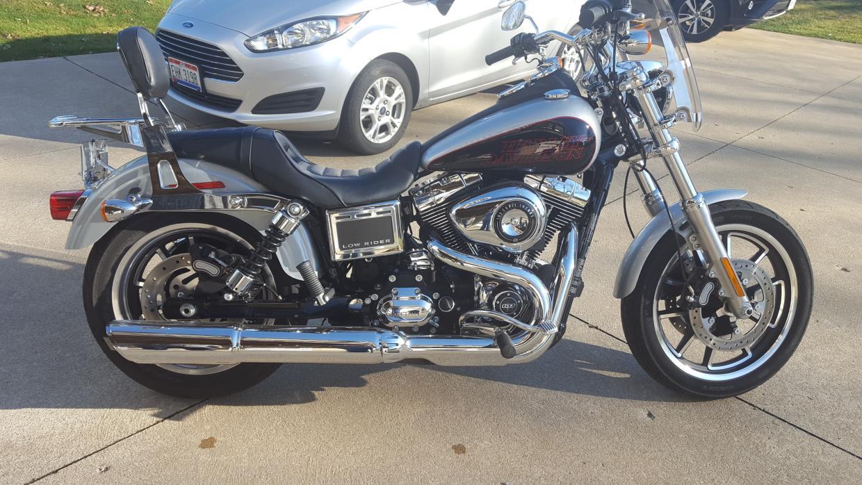 2014 Harley-Davidson LOW RIDER