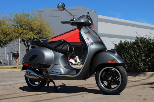 vespa gts 300 super sport motorcycles for sale. Black Bedroom Furniture Sets. Home Design Ideas