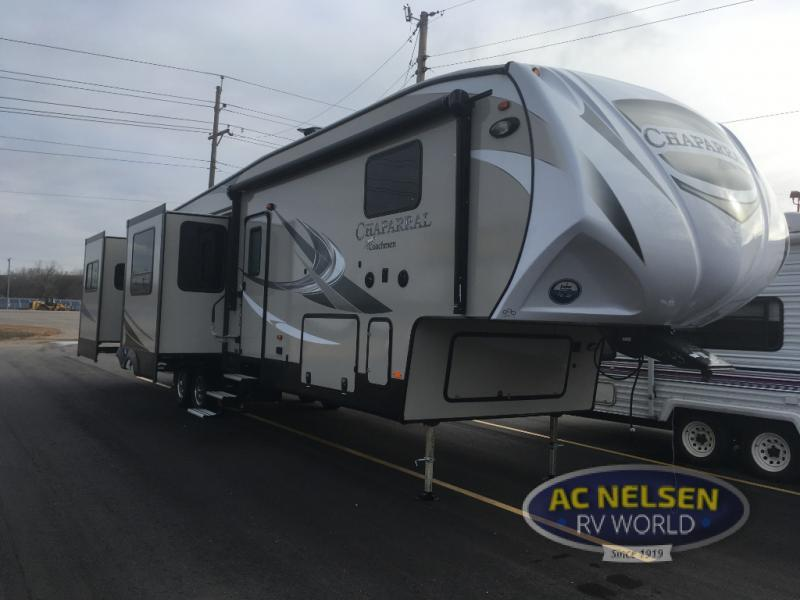 2018 Coachmen Rv Chaparral 381RD