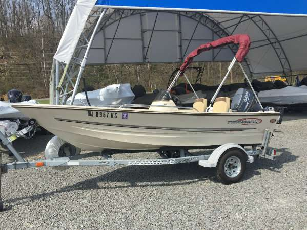 2003 TRIUMPH BOATS 150 Fish