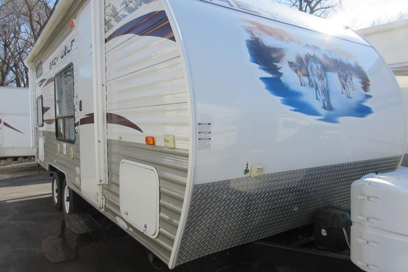 Forest River Cherokee Grey Wolf 17bh Rvs For Sale