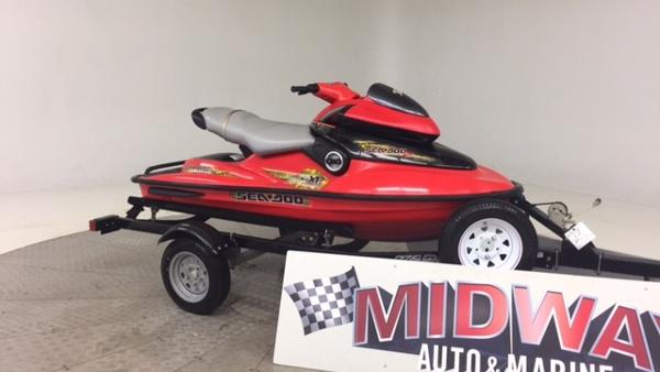 2003 Sea-Doo XP DI