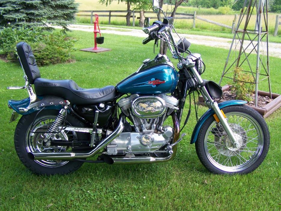 1948 harley davidson sportster motorcycles for sale in iowa. Black Bedroom Furniture Sets. Home Design Ideas