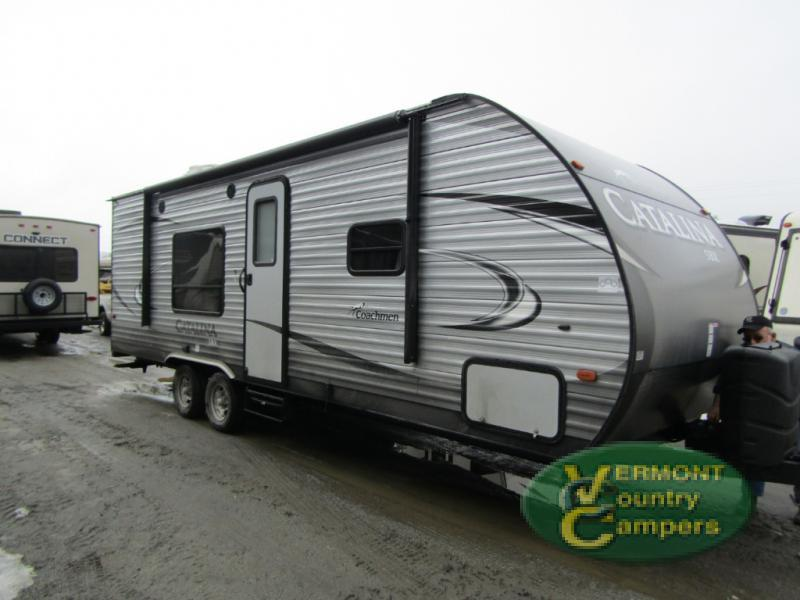 2018 Coachmen Rv Catalina SBX 231RB