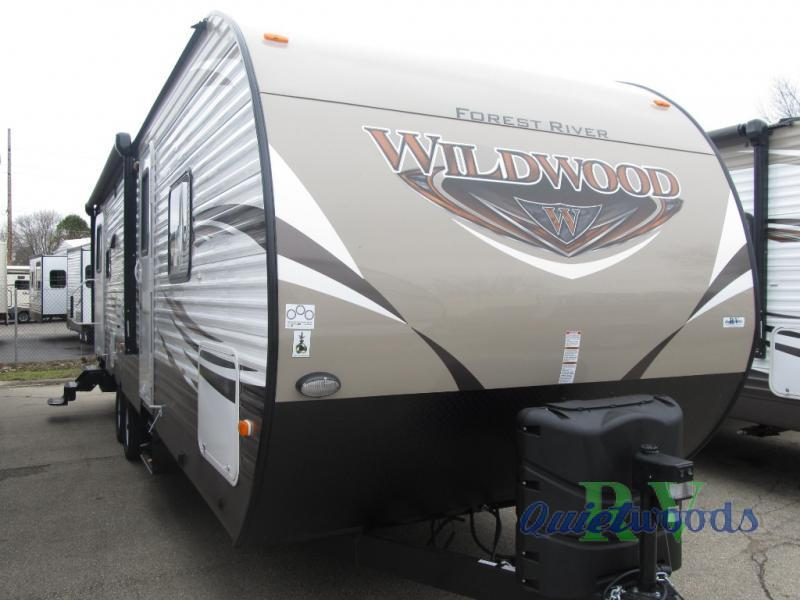 2018 Forest River Rv Wildwood 27RLSS