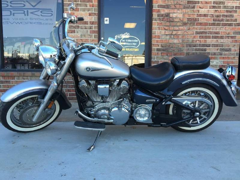 2006 yamaha roadstar 1700cc motorcycles for sale for Yamaha motorcycles okc