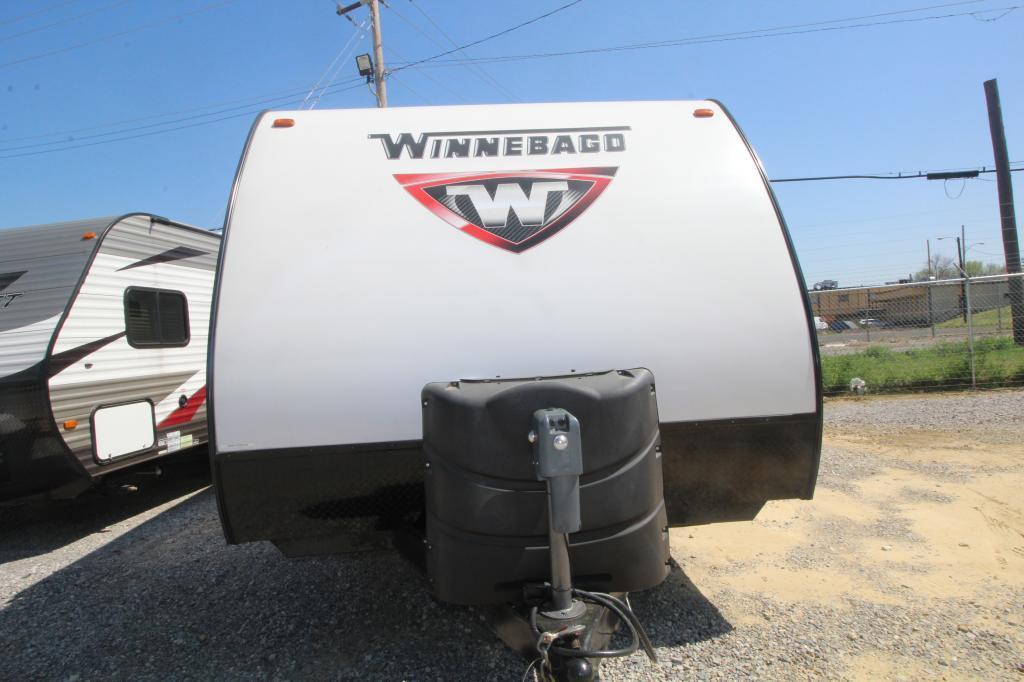 2014 Winnebago Minnie 2101DS