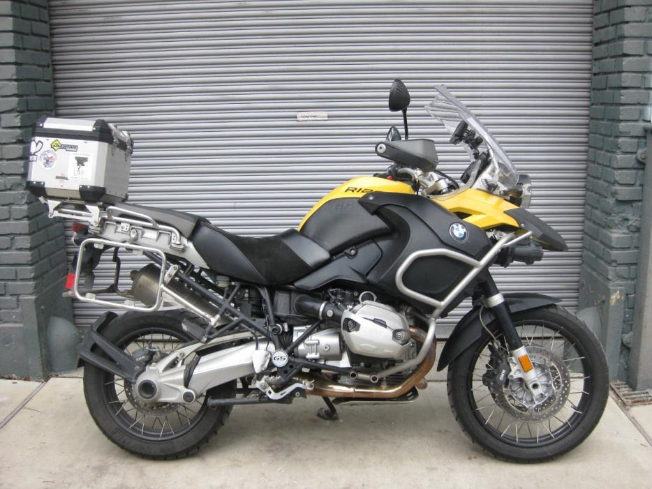2011 BMW R1200GS Adventure