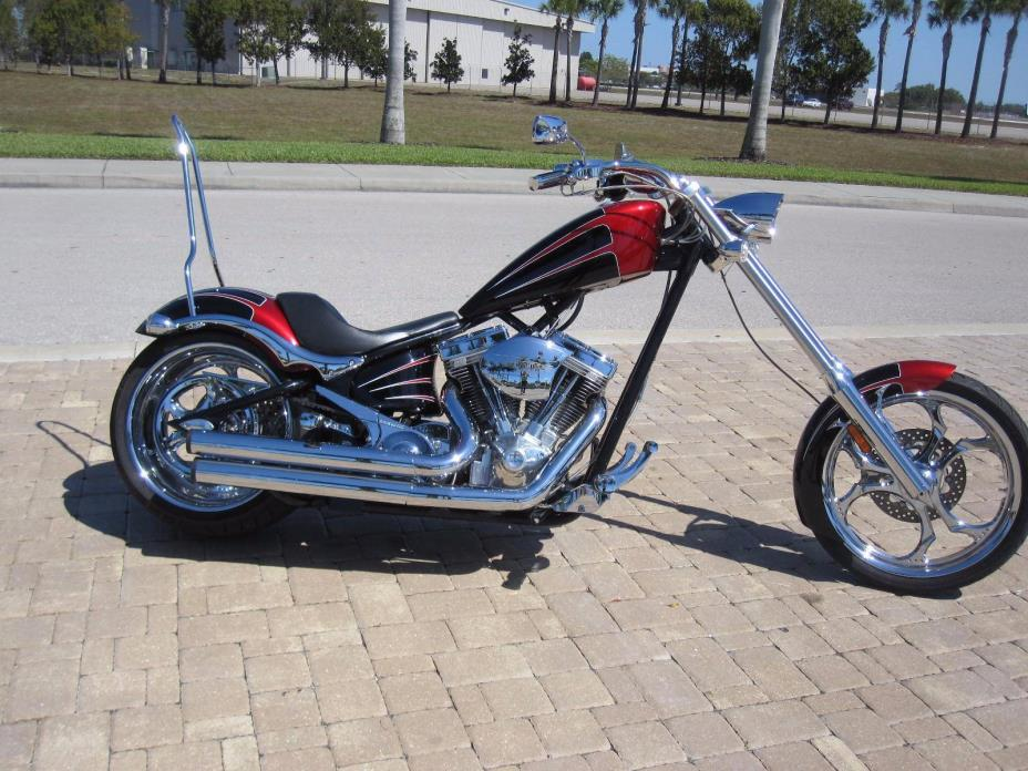 2009 Big Dog Motorcycles K-9 EFI