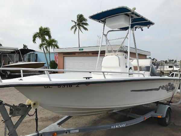 2005 Sea Chaser 186