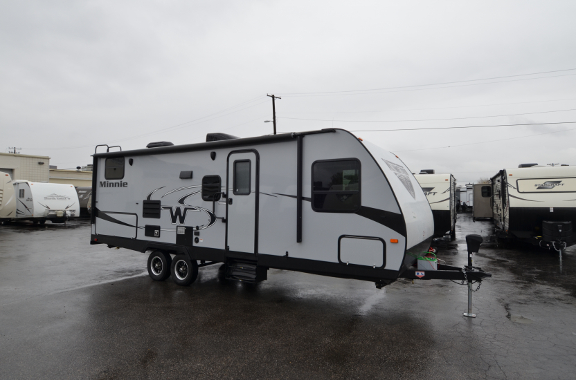 2018 Winnebago Minnie 2455BHS