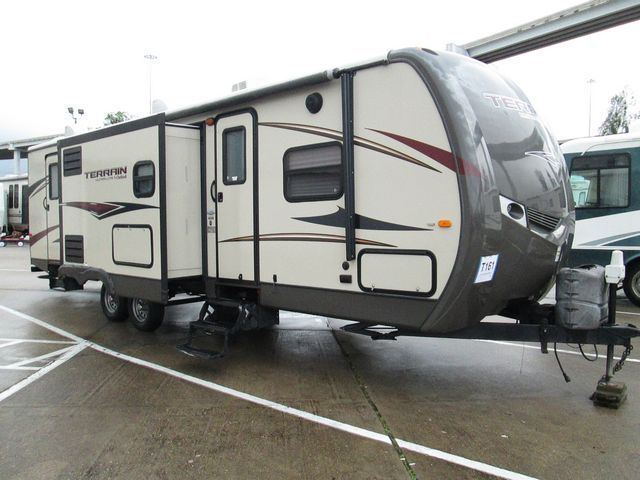 2013 Keystone Outback Terrain 299tbh Rvs For Sale