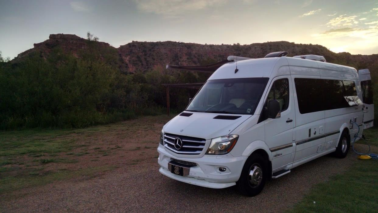 2015 Airstream INTERSTATE GRAND TOUR 3500 EXT