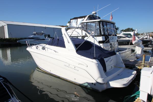 2003 Monterey 282 Cruiser