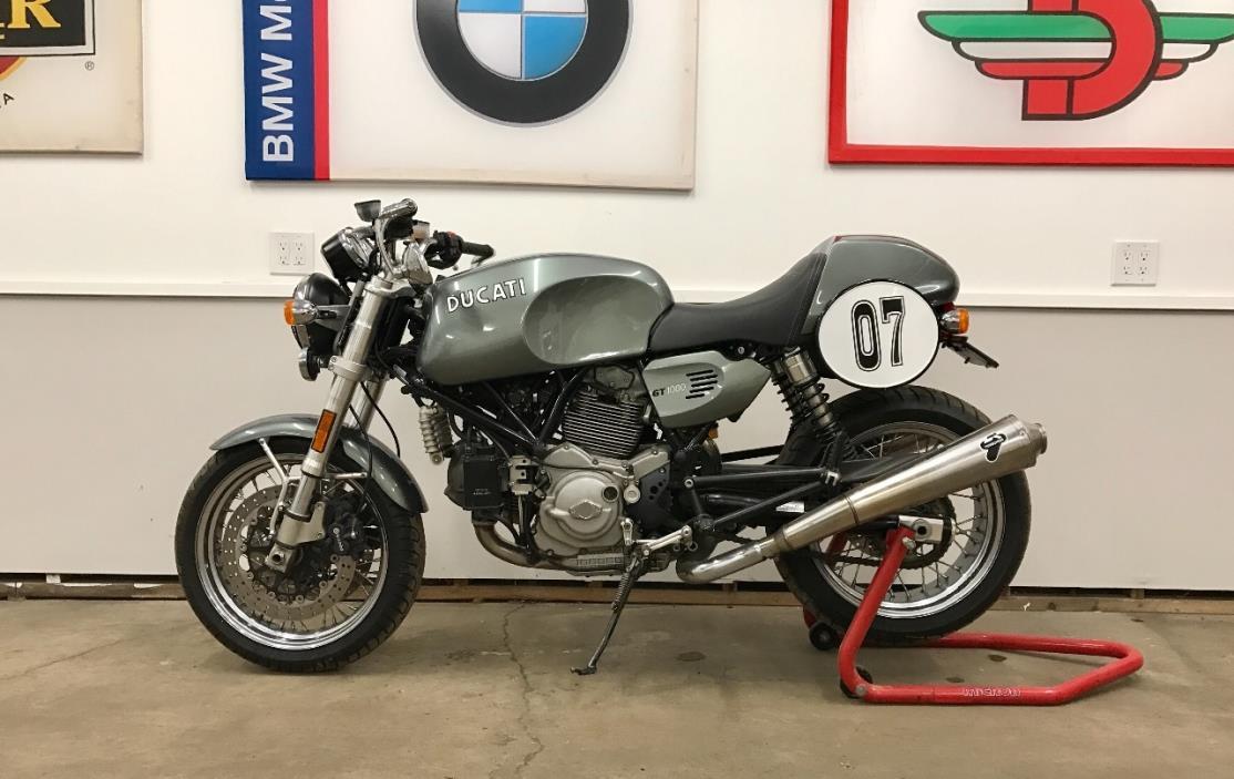 Ducati Sport Classic Termignoni Exhaust For Sale