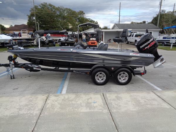 Triton 19 Trx Boats For Sale