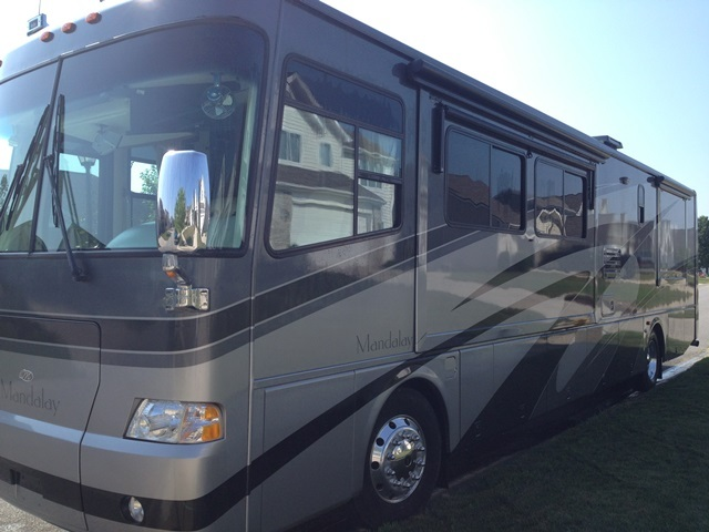 Thor Mandalay rvs for sale on