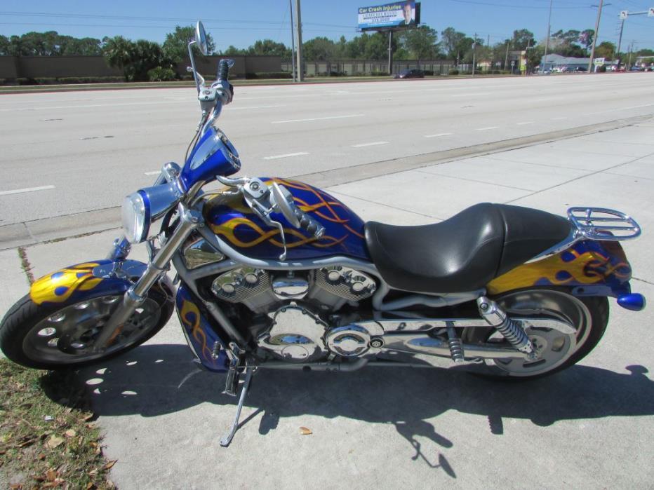 2003 Harley Vrsca Vrod