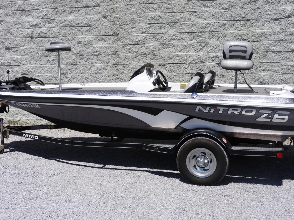 2008 Nitro Z-6