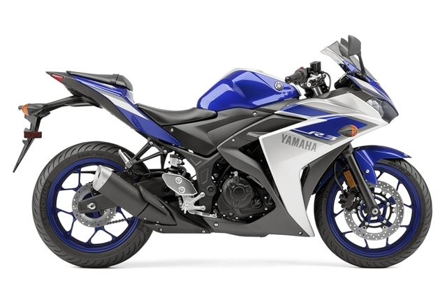 2015 Yamaha Motor Corp., Usa YZF-R3