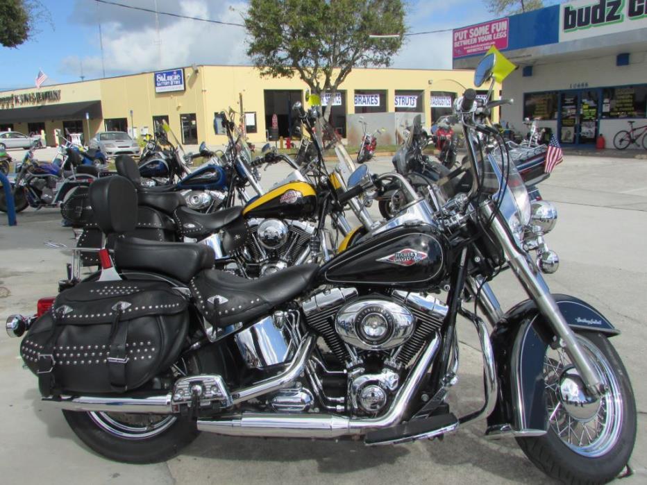 2013 Harley Heritage Softail