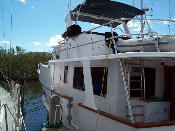 2002 DeFever Raised Pilothouse SE