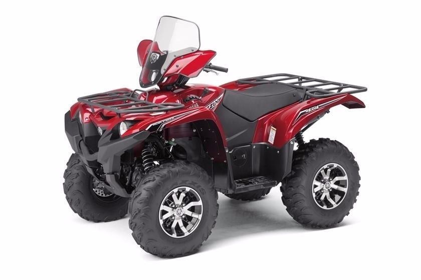 2017 Yamaha GRIZZLY EPS LE