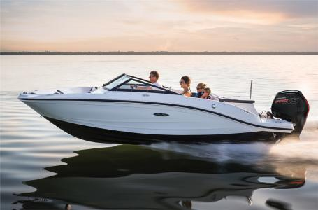 2017 Sea Ray SPX 190 Outboard