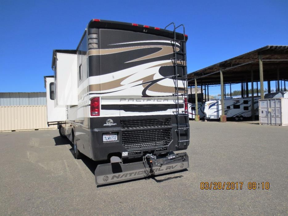 2008 National PACIFICA 40D