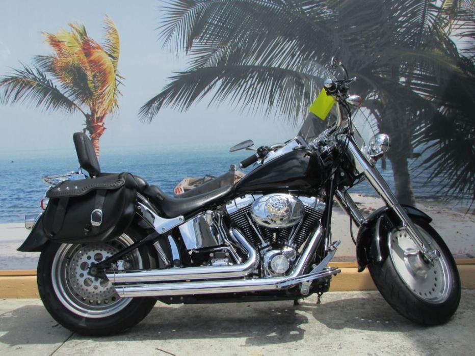 2007 Harley Fat Boy Softail