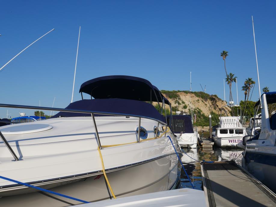 2002 Monterey 262 Cruiser