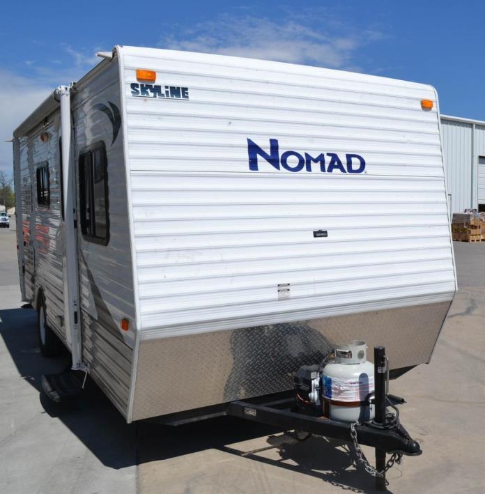 2012 Skyline Nomad 186